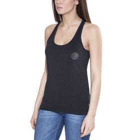 Edelrid Signature Mouwloos Shirt Dames zwart